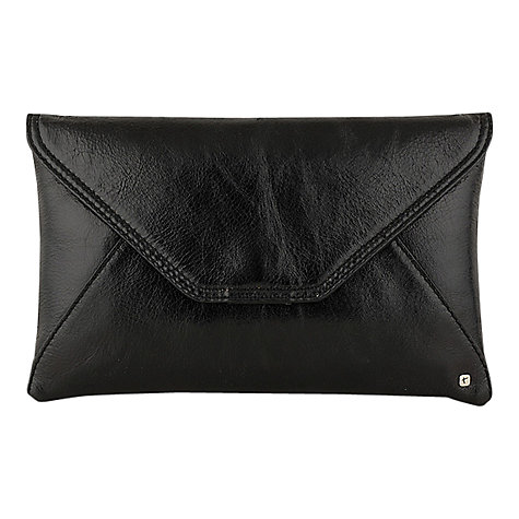 Buy Tula Originals Party Clutch Handbag, Black Online at johnlewis.com