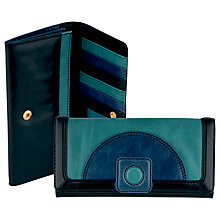 Buy Tula Willow Large Matinee Purse, Turquoise Online at johnlewis.com