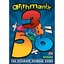 Buy Arithmanix – The Ultimate Number Game Online at johnlewis.com