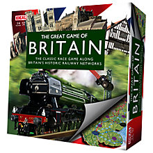 Buy Ideal The Great Game Of Britain Board Game Online at johnlewis.com