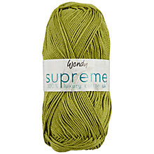 Buy Wendy Supreme DK Yarn, 100g Online at johnlewis.com