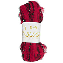 Buy Wendy Rococo Scarf and Trims Yarn, 100g Online at johnlewis.com