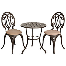 Buy Leisuregrow Devonshire Bistro Set Online at johnlewis.com