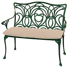 Buy LG Outdoor Norfolk 2-Seat Garden Bench Online at johnlewis.com