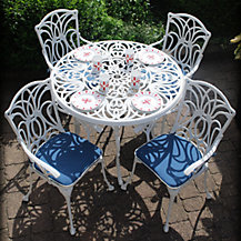 Leisuregrow Steel Frame Outdoor Furniture