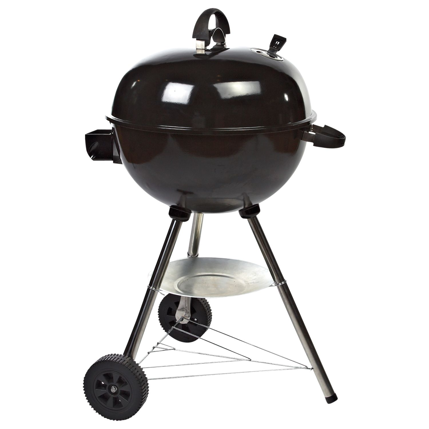 Leisuregrow Grillstream Kettle Barbecue, Dia.47cm