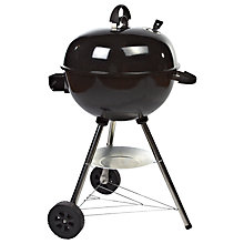 Buy Leisuregrow Grillstream Kettle Charcoal Barbecue, Dia.57cm Online at johnlewis.com