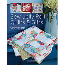 Buy Sew Jelly Roll Quilts & Gifts Online at johnlewis.com