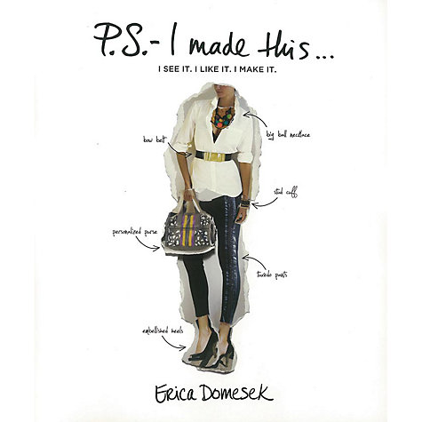 Buy P.S. - I Made This... Online at johnlewis.com