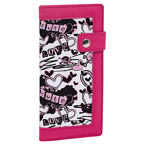 Buy Style Me Up Colour Freedom Wallet, Pink Online at johnlewis.com