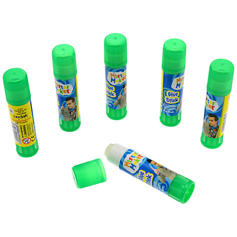 Buy Mister Maker Single Glue Stick Tube Online at johnlewis.com