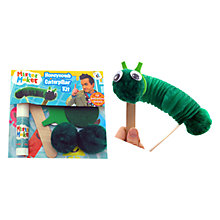 Buy Mister Maker Honeycomb Caterpillar Kit Online at johnlewis.com