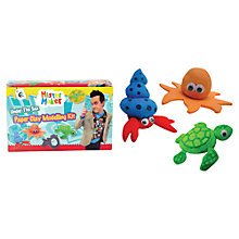 Buy Mister Maker Paper Clay Modelling Kit, Under The Sea Online at johnlewis.com