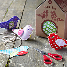 Buy Buttonbag Bird House Kit Online at johnlewis.com