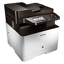 Buy Samsung CLX-4195FW Wireless Colour Multifunction Printer Online at johnlewis.com