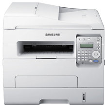 Buy Samsung SCX-4729FW Wireless Mono Laser Multifunction Printer Online at johnlewis.com