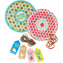 Buy Give What You Grow Jam Kit, Pack of 20 Online at johnlewis.com