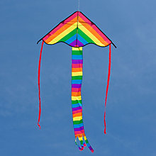 Buy TKC Eco Line Rainbow Kite Online at johnlewis.com
