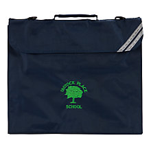 Buy Ibstock Place School Book Bag, Navy Online at johnlewis.com