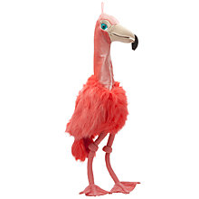 Buy The Puppet Company Giant Flamingo Puppet Online at johnlewis.com