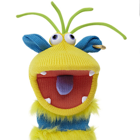 Buy The Puppet Company Ringo Sockette Online at johnlewis.com