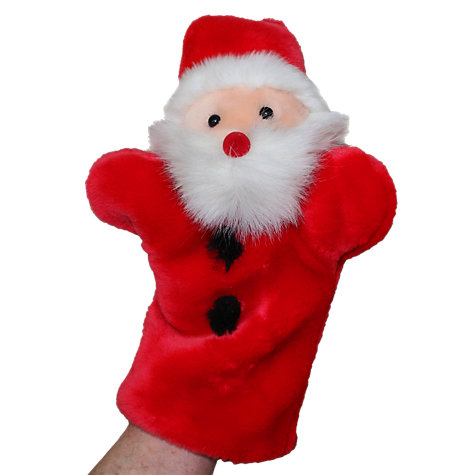 Buy The Puppet Company Father Christmas Puppet Online at johnlewis.com
