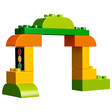 Buy LEGO DUPLO Creative Cars Online at johnlewis.com