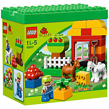 Buy LEGO Duplo My First Garden Online at johnlewis.com