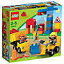 LEGO Duplo My First Construction Site Set
