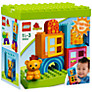 LEGO Duplo Toddler Build & Play Cubes