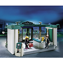 Buy Playmobil City Action Bank With Safe Online at johnlewis.com