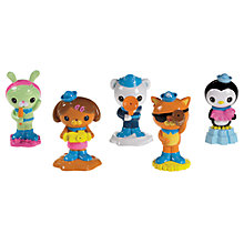 Buy Octonauts Bath Squirter, Pack of 3, Assorted Online at johnlewis.com