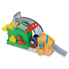 Buy Thomas The Tank Engine Busy Tracks Online at johnlewis.com