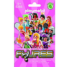 Buy Playmobil Female Figure, Series 4, Assorted Online at johnlewis.com
