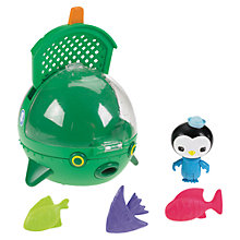 Buy Octonauts GUP-E Vehicle Online at johnlewis.com