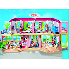 Buy Playmobil Large Hotel Online at johnlewis.com