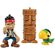 Buy Jake and the Never Land Pirates Figures, Pack of 2, Assorted Online at johnlewis.com
