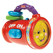 Buy Fisher-Price Laugh and Learn Light Online at johnlewis.com