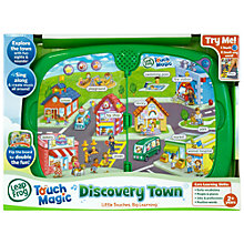 Buy LeapFrog Touch Magic Discovery Town Online at johnlewis.com