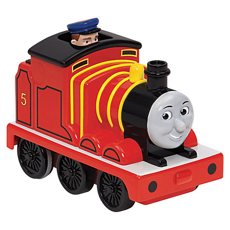 Buy Thomas & Friend Press-and-Go Train, Assorted Online at johnlewis.com