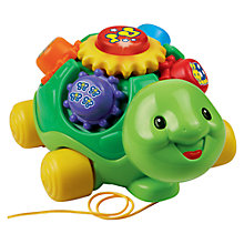Buy V-Tech Pull and Play Turtle Online at johnlewis.com