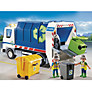 Playmobil Recycling Truck with Flashing Light