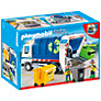 Buy Playmobil Recycling Truck with Flashing Light Online at johnlewis.com