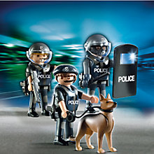 Buy Playmobil Special Forces Unit Online at johnlewis.com