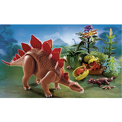 Buy Playmobile Dinos, Stegosaurus Online at johnlewis.com