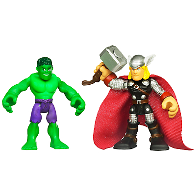 Marvel Super Hero Figures, Pack of 2, Assorted