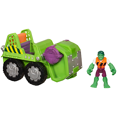 Marvel Super Hero Vehicle and Figure Set, Assorted