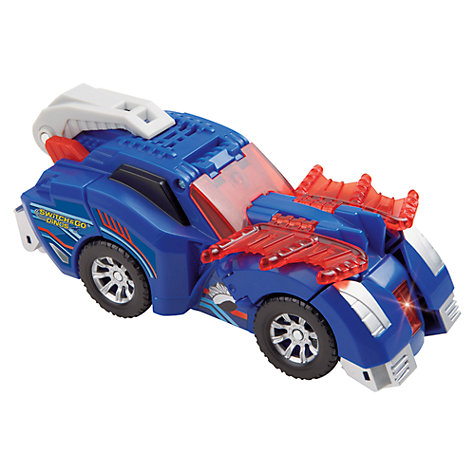 Buy VTech Switch & Go: Dinosaur to Car, Abner the Amargasaurus Online at johnlewis.com