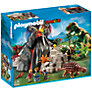 Buy Playmobil Volcano with Tyrannosaurus Online at johnlewis.com