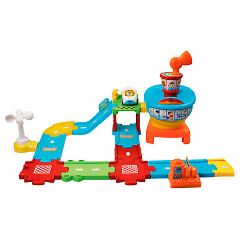 Buy V-Tech Toot-Toot Drivers Airport Online at johnlewis.com